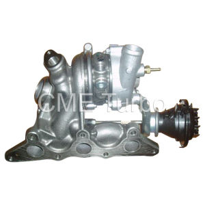Turbocharger Gt1238s for Smart 0, 6 (MC01) 1h Engine: M160r3 3zyl. pictures & photos