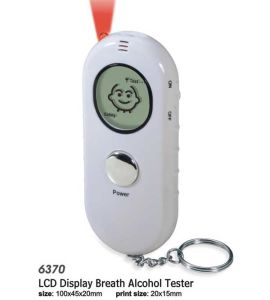 Alcohol Breathalyzer (6370)