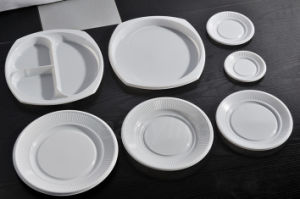 Easylife Round Plate (P092218-2 colors) pictures & photos