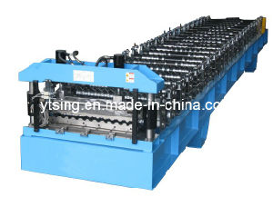 Passive / Hydraul Automatic Corrugated Roll Forming Machine (YD-0227)
