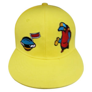 Hot Sale Fitted Baseball Cap with Nice Logo (GJ1749) pictures & photos
