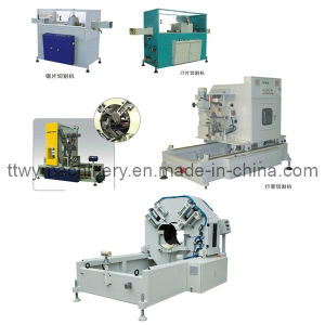 Plastic Machine Cutting Unit pictures & photos