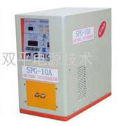 Ultrahigh Frequency Induction Heating Machine (SPG-10) pictures & photos