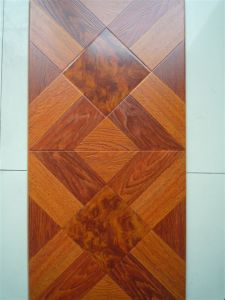 Parquet Style Laminate Flooring 1003 pictures & photos