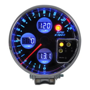 Auto Meter for New Style Tachometer / Meter / Gauge (8142-BL-2) pictures & photos