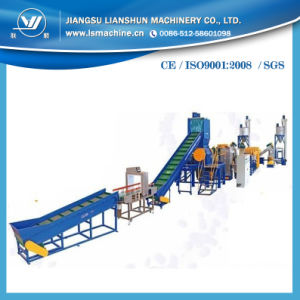 New Style Pet Bottle and Flake Recycling Machinery with Preferential Price pictures & photos