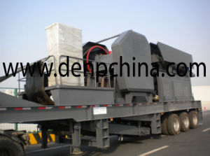 Denp Mobile Jaw Crusher pictures & photos
