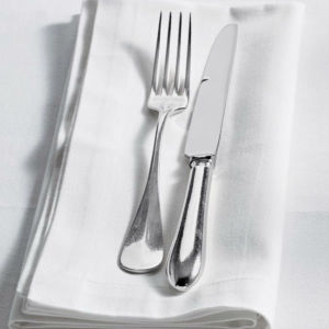 DPF 100% Cotton White Restaurant Napkin pictures & photos