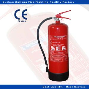 6kg Powder Fire Extinguisher with Bsi CE Certification