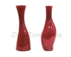 Irregular Shape Glass Vase (TM3245) pictures & photos