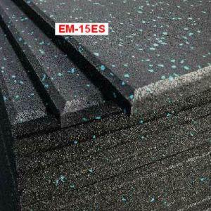 Black with Blue Fleck Garage Floor Tile pictures & photos