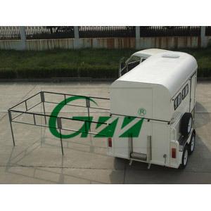 Gw 2 Horse Float 2horse Trailer Straight Load Extension Deluxe (GW-2HSL-EX) pictures & photos
