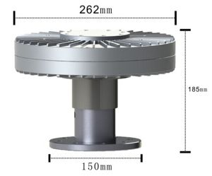 300W 250r Maglev Generator (100W-10KW) pictures & photos