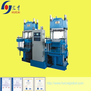 Automatic Rubber Vulcanizing Press Machine, Rubber Machinery pictures & photos