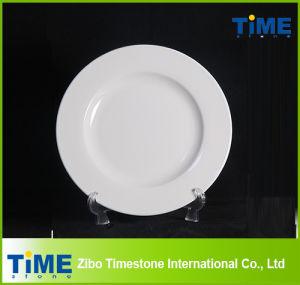 Wholesale Porcelain Dinner Plate pictures & photos
