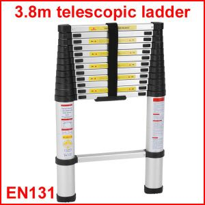 3.8m Telescopic Ladder (YND-TL380) pictures & photos