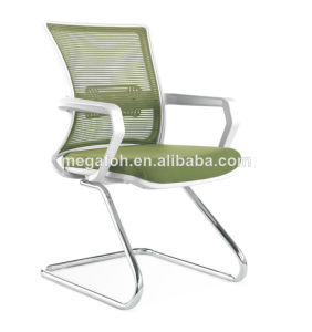 Eco-Friendly Staff Green Office Chair Without Wheels (FOH-XMB1) pictures & photos