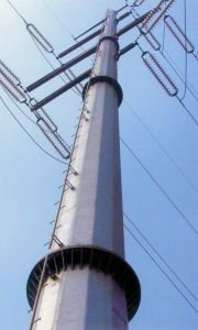 Power Plant / Angle Steel Tower / Transmission Tower (009)
