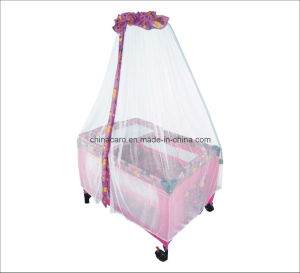 Baby Crib (CA-PP71) pictures & photos