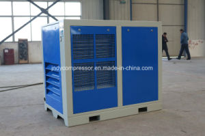 Air Cooled Stationary Screw Compressor pictures & photos