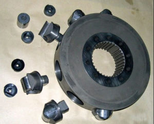 Poclain Ms50 Hydraulic Motor Parts pictures & photos