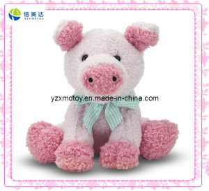 Lovely Pink Pig Custom Plush Stuffed Animal Toys pictures & photos