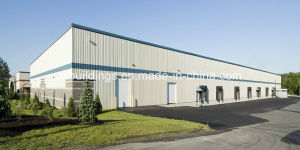 Wide Span Steel Structure Warehouse pictures & photos