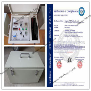 Electrofusion Welder with CE Certification pictures & photos