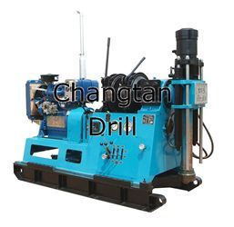 Drilling Rig for Soil Investigation (GY300)