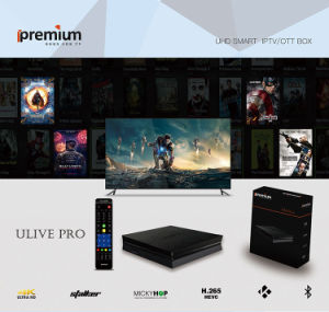 Arabic IPTV Set Top Box 1 Year Sub with Infinity IPTV pictures & photos