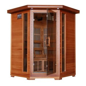 Wood Steam Sauna Infrared Sauna Room pictures & photos