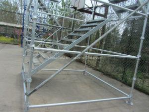 Steel Galvanized Cuplock System Scaffolding pictures & photos