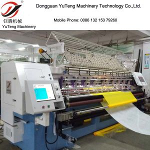 Multi-Needle Quilting Machine for Beds and Garments Ygb128-2-3 pictures & photos