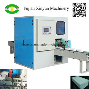 High Speed Automatic Facial Tissue Paper Log Saw Cutting Machine Price pictures & photos