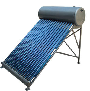 Non-Pressure Solar Water Heater (SS-420-47/1500-15) With Solar Keymark En12975, SRCC, CE pictures & photos