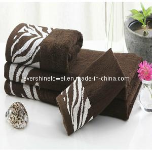 Bamboo Fiber Yarn Dyed Bath Towel