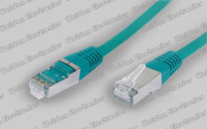 Lowest Price FTP Cat5e Patch Cord Cable pictures & photos