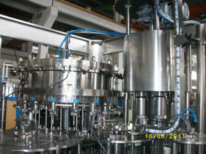 4000bph Soft Drink Filling Machine Washing-Filling-Capping 3in1 Monobloc (DCGF16-16-6) pictures & photos