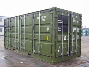 20′ Openside Container pictures & photos