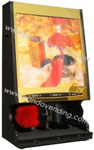 Coin-Operated Shoe Cleaning, Polishing and Shining Machine (TR-DX) pictures & photos
