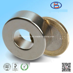 10 Years ISO Factory of Strong Rare Earth Permanent Magnet Neodymium Magnet pictures & photos