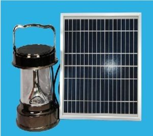 Solar Camping Light (51-St-03b)