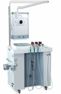 Ear, Nose & Throat Treatment Medical Equipment Single-Station Ent Workstation pictures & photos