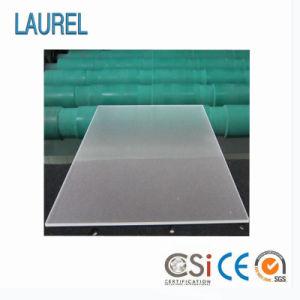3.2mm-4mm Low-Iron Mistlite Solar Glass (YS2013001)
