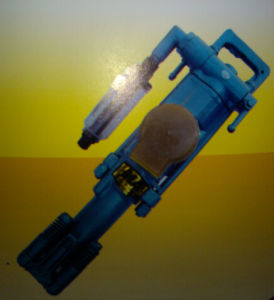 Yt23 Air Leg Pneumatic Rock Drill