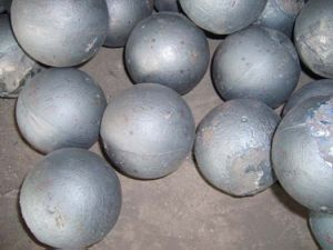 Cast Grinding Steel Ball, Dia30mm pictures & photos