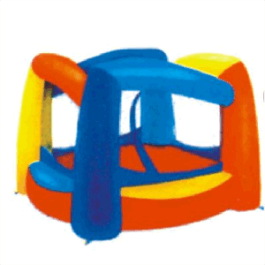Inflatable Jumping Bouncer Castle with Giant Dual Slide Combo Inflatable Toys (JS4072) pictures & photos