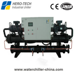 300ton to 1000ton Water Cooled Screw Chiller pictures & photos