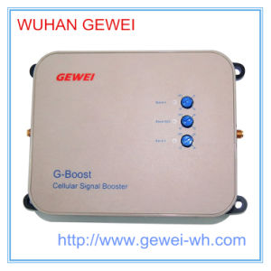 up-Grade Three Band Cellphone Signal Repeater/ Network Router Range Expander Cellular Signal Booster pictures & photos