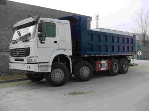 Sinotruk HOWO 8X4 Dump Truck pictures & photos